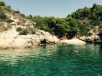Die Insel Šolta