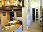 Welcome to historical house in the centre of Prague - 6-beds apartment with authentic furniture