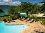 Fortlands Point on Discovery Bay, Sleeps 14