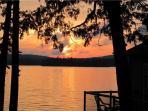 Palmerston sunset
