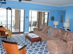 Living Room Facing Lanai
