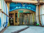 Lost In Santa Surf Shop