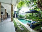 LAKSMANA VILLA SEMINYAK (2 Bedroom with own pool)