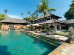 Villa Batujimbar - Pool
