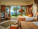 Bayuh Sabbha - Guest twin bedroom