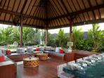 Villa Malaathina - Outdoor living & teppanyaki