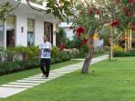 Villa Malaathina - Service staff