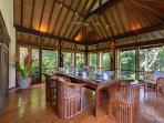 Pangi Gita - Dining room