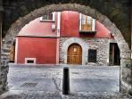 Calle del Arco. Casco historico .(10 min. andando)