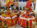marché coloré aux Anses d'Arlet et dans tous les villages.