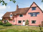 Cressland - VisitEngland 5 Star Gold C15th Cottage in the beautiful village of kersey, Suffolk