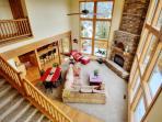 Main floor living room