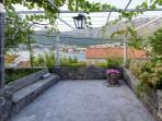 Second terrace...