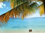 Trou d'Eau Douce Beach