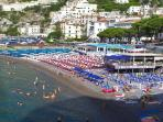 22 Amalfi beach