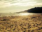 Fintra Beach.