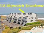 218 Shipwatch has beautiful ocean and pool views