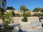 Garden terracing