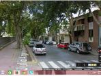 Calle Julio A. Roca, zona privilegiada, a metros del centro y del Parque. Con seguridad.
