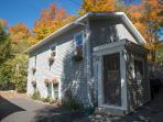 Lake Placid Village Cottage in Winter!!!