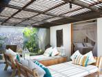 Villa Levi - Outdoor lounge