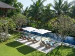 Villa Sabana - Villa grounds