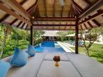 Villa Sabana - View from small bale