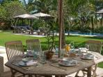 Villa Sabana - Outdoor dining