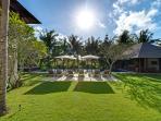 Villa Sabana - Property at sunset