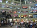 Inside the Market Market Shopping Centre