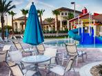 The Oasis Clubhouse - the kid's splashpad