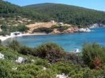 Aghios Fokas bay