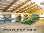 Indoor Pool - HOA