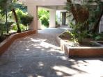 View garden building