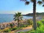 Praia de Santa Eulalia Beach