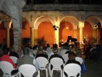 OS Castle - Romantico appartamento nella torre del Castello di Tassarolo - I concerti estivi