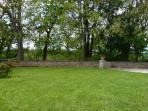 OS Castle - Romantico appartamento nella torre del Castello di Tassarolo - Il giardino