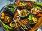 Learn to cook Balinese cuisine in villa - 15 USD per person for 2 hours lesson