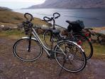 Killery Harbour Cycling