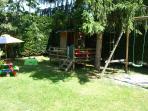 gîte des cèdres - Ameugny, Taizé (Ferienhaus - Holiday cottage house) 9