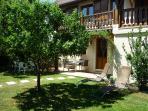 gîte des cèdres - Ameugny, Taizé (Ferienhaus - Holiday cottage house) 10