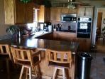 Kitchen in home #1