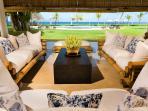 4. Atas Ombak - Living pavilion sofas