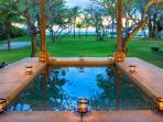 10. Atas Ombak - Cool plunge pool