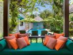 3. Villa Shinta Dewi - Pool view