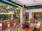 5. Villa Shinta Dewi - Dining