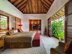 9. Villa Shinta Dewi - Master bedroom