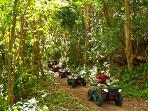 Jungle ATV Tours
