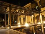 St. Regis Hotel at Bahia Beach Resort, Home of the Fern Restaurant.