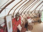 Wheems Yurt